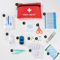 Xe Khẩn Cấp Cứu Hộ Kit xe khẩn cấp an toàn công cụ car kit miễn phí vận vận chuyển