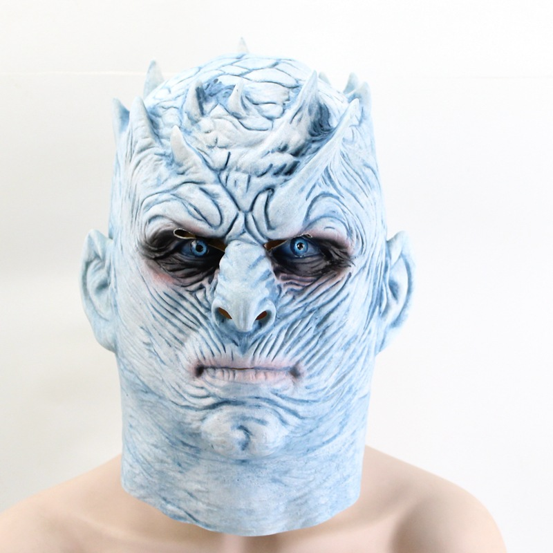 2018 Purim High quality Cosplay Game of Thrones Night's King Walker Face NIGHT RE Zombie Halloween Mask free delivery mask