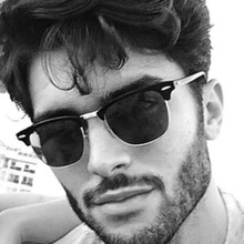 Classic Square Men Sunglasses Women Brand Designer 2019 Retro Vintage Sun Glasses For Male Lady Female
