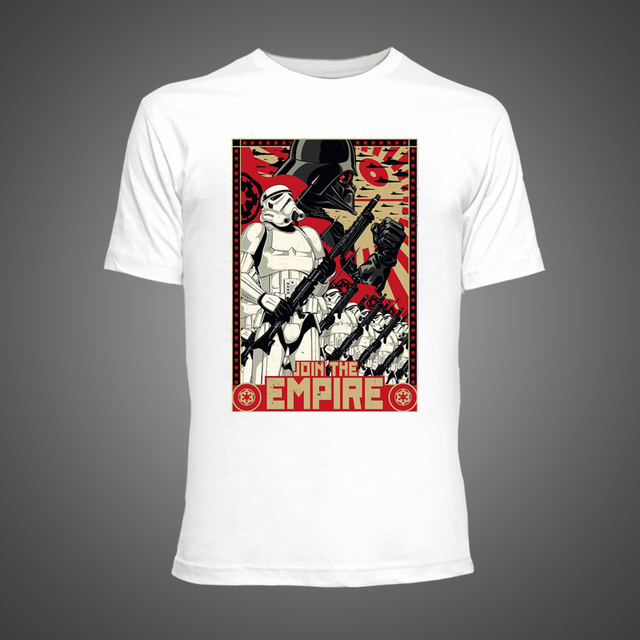 cool star wars empire propaganda Tees