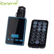 Carprie car styling Wireless and hands free SD USB LCD Charger Car Kit MP3 Bluetooth FM