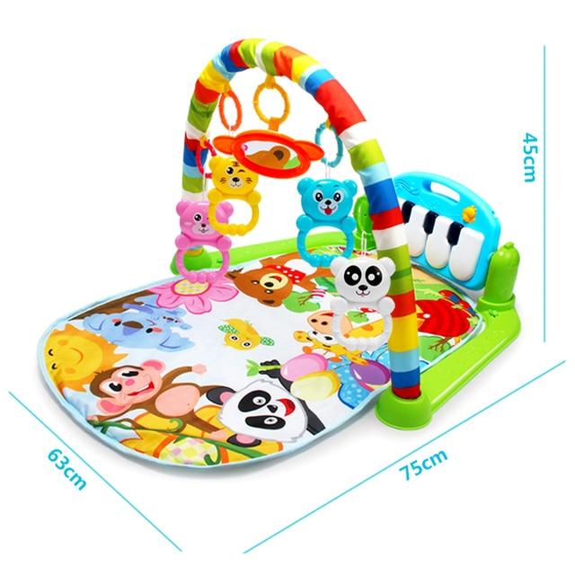 Karpet Puzzle Anak 6
