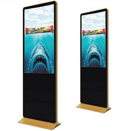 55 Inch Floor Standing Android LCD Video Display AD Player & Digital Signage CCTV Monitor Display