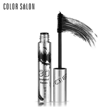 Color Salon 3D Super Volume Mascara 8g Dense Long Curling Lasting Waterproof Eyelash Brand Eye Lashes Makeup Eyebrow Tint Growth