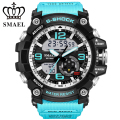 S Shock Watch Sport Men's Wristwatch LED Digital Clock Waterproof Dual Time Wristwatch Military Watch  relogios masculin WS1617