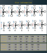 INFOF 100pcs  3 Way Fishing swivels bass Barrel Swivels Cross Line carp Fishing tackle  Emerillones Pesca