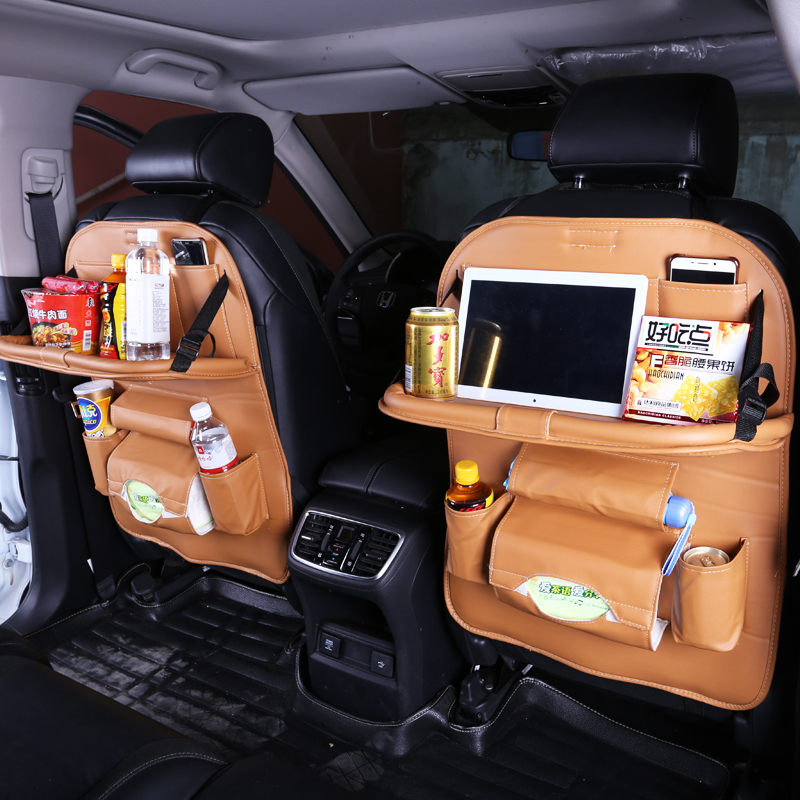 Multi-function Vehicle storage - car seat cover 1