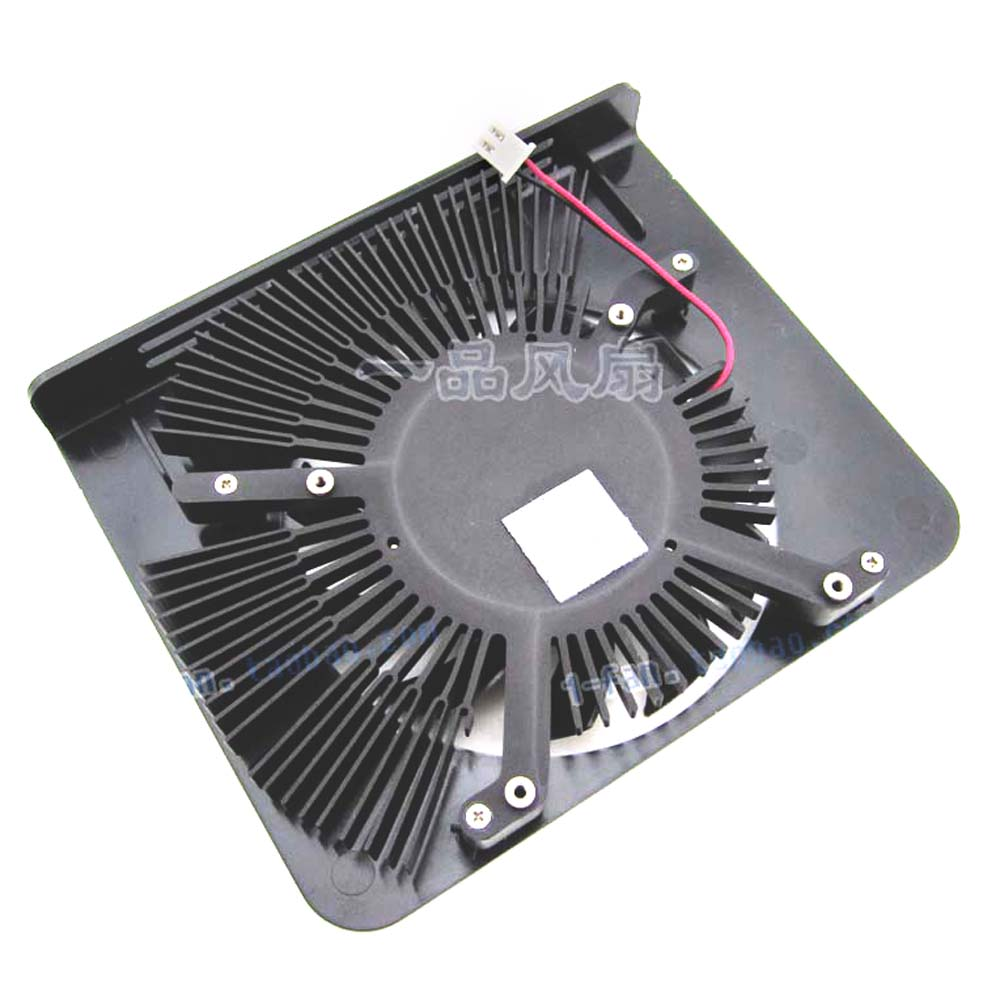 Computer Radiator cooler of VGA Graphics Card with cooling fan heatsink For EVGA GT440 430 GT620 GT630 Video Card Cooling 75mm pld08010s12hh graphics video card cooling fan 12v 0 35a twin for frozr ii 2 msi r6790 n560gtx r6850 n460gtx dual cooler fan
