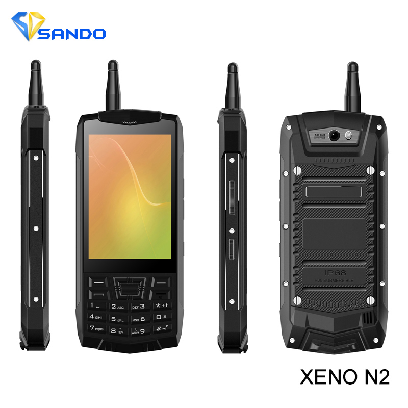Original Robust Android Phone 6 0 Smartphone IP68 Waterproof Shockproof Phone MT6580 Quad Core 3G Russian