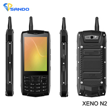 Original Robust Android Phone 6.0 Smartphone IP68 Waterproof Shockproof Phone MT6580 Quad Core 3G Russian GPS Keyboard