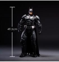 Original NECA Batman Arkham Knight 1/4 Scale Action Figure Collectible Model Toy Free Shipping