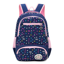 Floral printing children backpacks For young girls Lightweight waterproof school bags child orthopedics