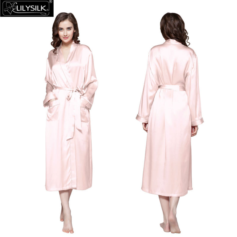 1000-light-pink-22-momme-contra-trim-and-full-length-silk-dressing-gown