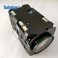 Free shipping SONY block FCB EX2700P Defog 40X Auto Focus Zoom Color Camera Module