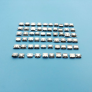 Image 5 - 30 Mô Hình Micro USB 5 P pin Micro USB Jack 5 Pins Đuôi Sạc Ổ Cắm Cổng Usb Cắm Điện