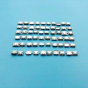 Image 5 - 30 modelos Micro USB 5 P 5 pines Micro USB Jack 5 pines puerto de carga de cola de alimentación Usb macho