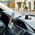 Универсальный Автомобильный Держатель Телефона 360 Поворот Регулируемый Автомобильный Держатель Для iPhone 7 Samsung приборной панели Автомобиля Стенд Для iPhone Аксессуары