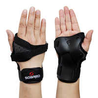 Roller Skating wrist support gym Skiing Wrist Guard Skating Hand Snowboard Protection Ski Palm Protector for men women children