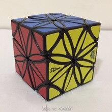 Lanlan цветочный вертолет куб черная база Cubo Magico Прямая