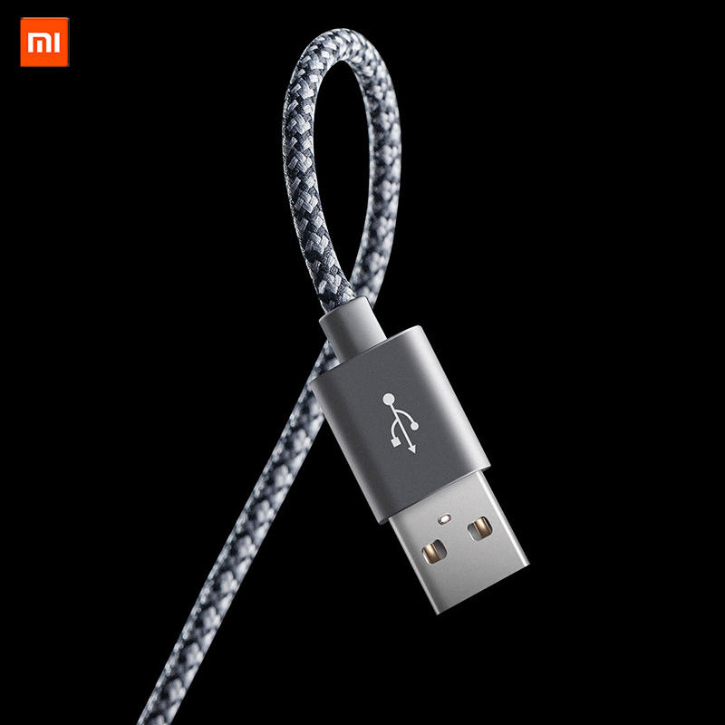Image 2 - Original Xiaomi Cable for iPhone Fast Charging Data Cable for iPhone X XS MAX 8 7 6 6S 5 iPad mini USB Charger Wire cord-in Mobile Phone Cables from Cellphones & Telecommunications