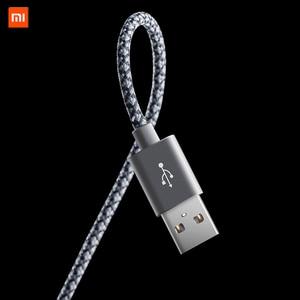 Image 2 - Original Xiaomi สำหรับ iPhone สายชาร์จข้อมูลได้อย่างรวดเร็วสำหรับ iPhone X XS สูงสุด 8 7 6 6 S 5 iPad mini USB Charger สายไฟ
