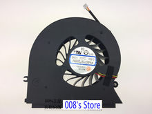 New CPU Laptop Cooler Fan Para MSI GT72 GT72S GT72VR 6QD 6RD MS-1781 E330800520MC2 PABD19735BM 3 Pin 0.65A 12VDC -N348 N292 N265