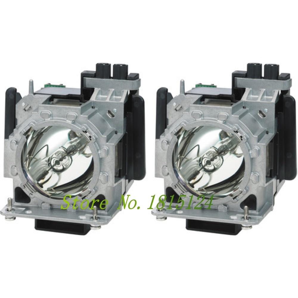Panasonic ET-LAD310AW / ET-LAD310 Original Replacement 380W UHM Lamp (2-Pack)