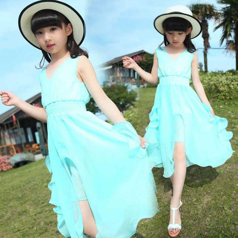 12 Princess   Flower     Girl     Dress   Summer Tutu Wedding Birthday Party   Dresses   For   Girls   Children's Costume Teenager Prom Designs