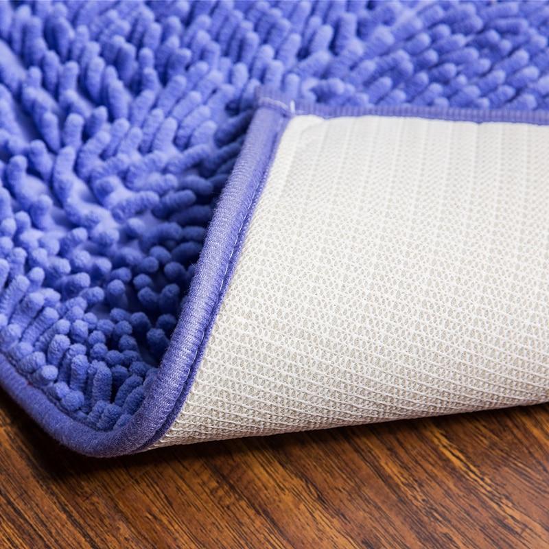 Microfiber Bath Soft Mat 4