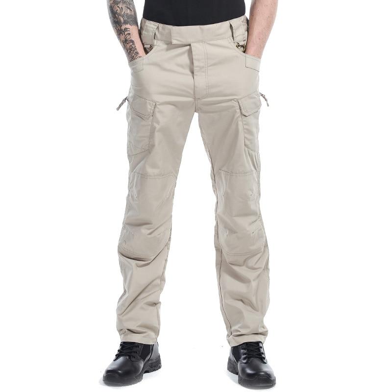 ФОТО 2016 Autumn Men's Outdoor Tactical Pants Ix7 Men Summer Army Cropped Trousers Military Trekking Hiking Pants,UA116