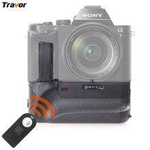 2017 Новый Профессиональный Аккумулятор Ручка Для SONY A7/7R/7 S Беззеркальных Цифровая Камера Замена VG-C1EM DSLR Камеры