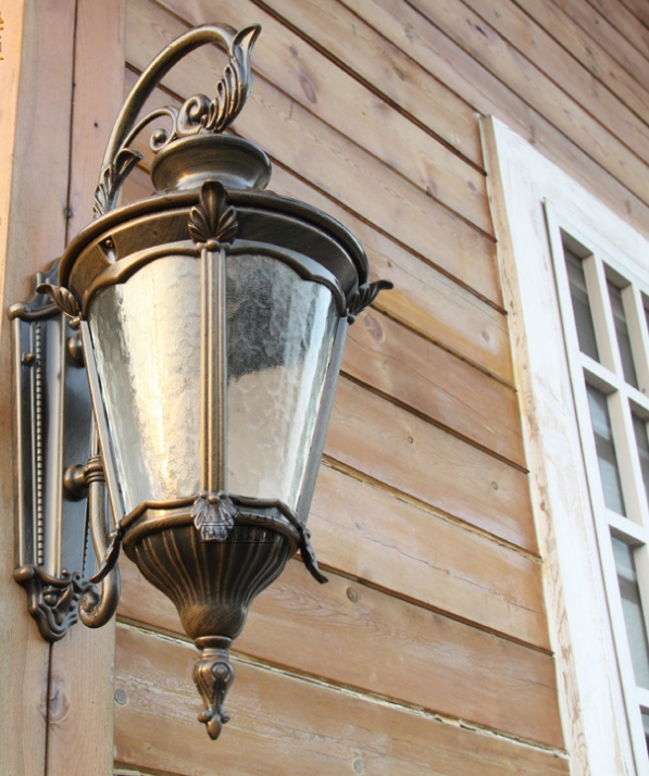 12 Pcs Wholesale Wall Lamp Sconces Modern Outdoor Light Lighting Lamps Lights Exterior Street 220Ve27 Street Waterproof Retro fernando diz modern security analysis understanding wall street fundamentals