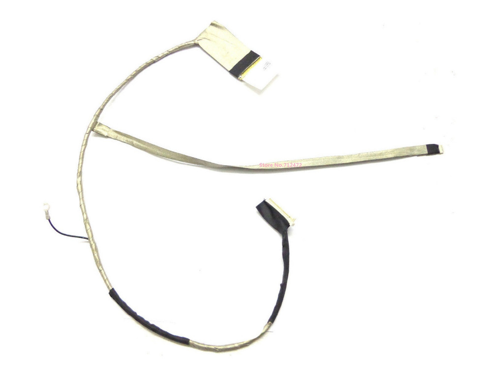 WZSM New LCD LVDS Video cable for Sony Vaio PCG-71911M VPC EH lcd Flex Cable DD0HK1LC000 free shipping european tv background wall painting non woven wallpaper living room wallpaper modern rose wallpaper mural