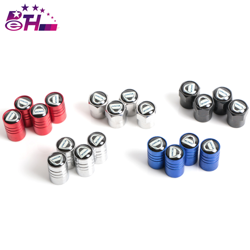 Car motorcycle bicycle Wheel Tire Valve Air Caps case for Dacia Car Accessories motocross cnc dirt bike pivot brake clutch levers for kawasaki kx65 kx85 kx 85 65 2001 2002 2003 2004 2005 2006 2007 2008 2016
