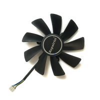 GTX1070 MINI VGA GPU Cooler 4Pin Graphics Card Fan For ZOTAC GeForce GTX 1070 Ti Mini