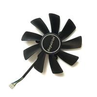 GTX1070 MINI VGA GPU Cooler 4Pin Graphics Card Fan For ZOTAC GeForce GTX 1070 Ti Mini