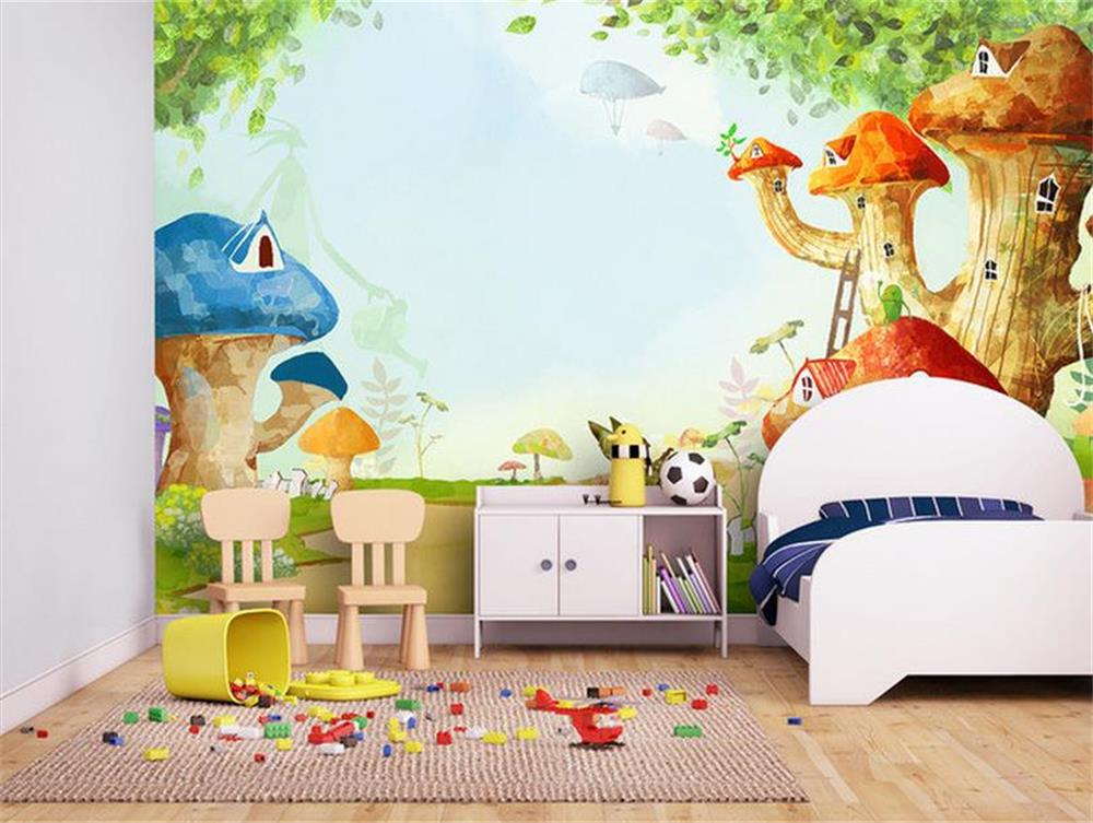 Buy kids room wallpaper custom 3d photo for Custom photo mural
