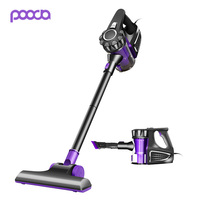 Pooda D8 Powerful 2 In 1 Upright Handheld Wired Vacuum Cleaner For Home 220V Cleaning Appliances Dust Collector Aspirator