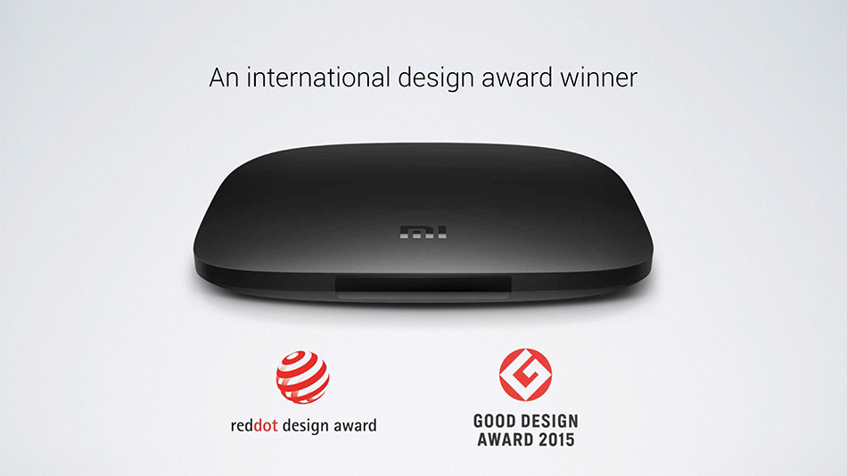 Original xiaomi Mi Box 4K Android TV Box-3