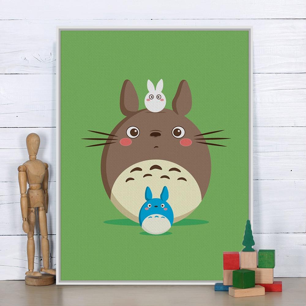 Totoro film affiche achetez des lots petit prix totoro for Chambre 13 film