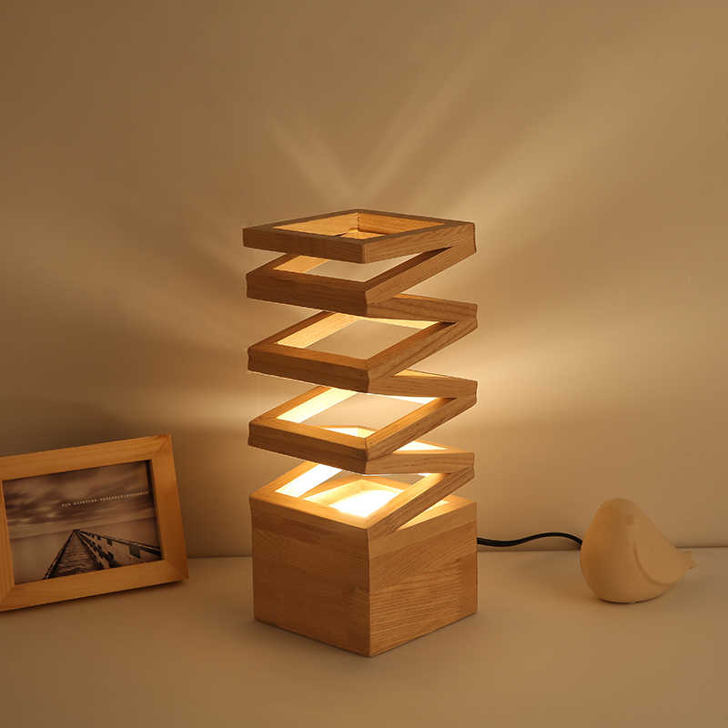 Artpad Wood Decoration Lamp Shades For