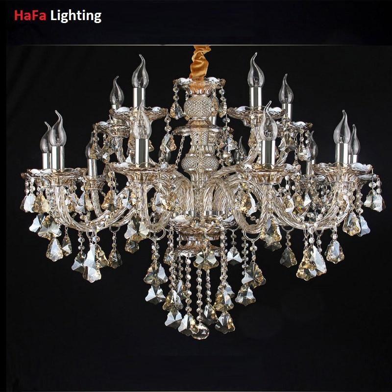 Online kaufen großhandel moderne kristall kronleuchter aus china ...