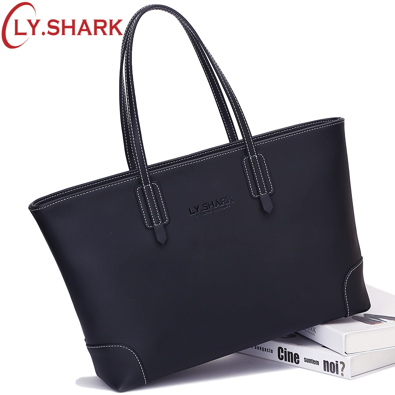LY.SHARK Luxury Handbags Women Bags Designer Ladies Genuine Leather Bag Handbag Women famous brands Tote Bag Women Shoulder Bag 2017 women leather handbag of brands women messenger bags cross body ladies shoulder bag luxury handbags designer s 83