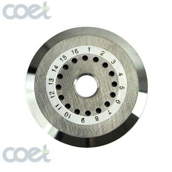 Fibra óptica de corte de hojas de CT-05/CT-06/CT-30 de fibra óptica cuchilla