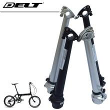1-1/8 Bicycle stem Folding Stems Baton for handlebar 25.4mm accessories column 315/375mm