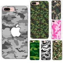 On Sale Luxury Cool Phone Case For Xiaomi Redmi Note 2 3 4 4A 4X 5 5A 6 6A Plus Pro S2 Y2 New Army Camo Camouflage Skin(China)