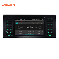 Seicane 7 Inch Android 7 1 Car Radio DVD Player For 1996 2003 BMW 5 Series