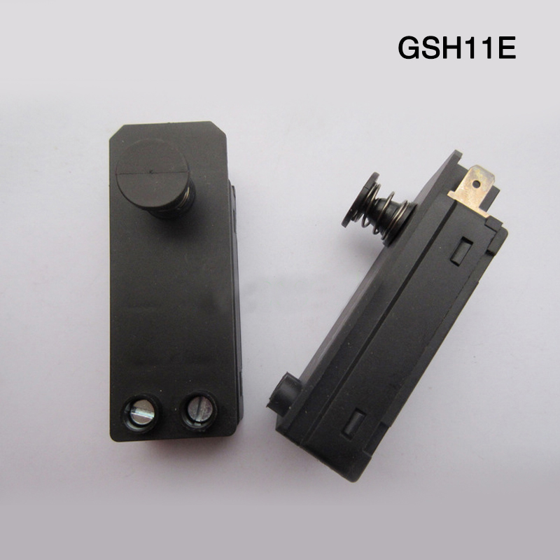 Electric Hammer Switch For BOSCH GSH11E , GSH 11E Power Tool Accessories Switch Installed Accessories