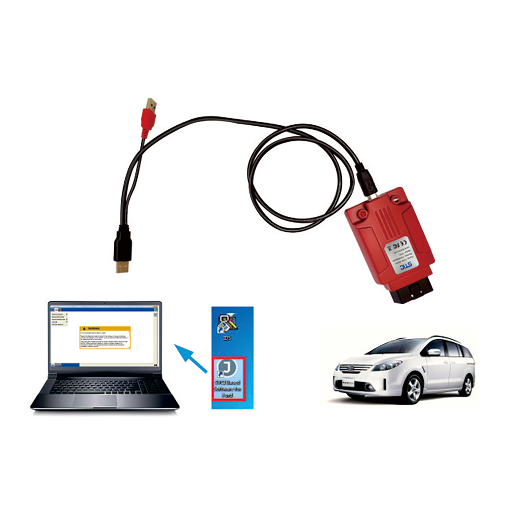 Image 4 - Newest FVDI J2534 Diagnostic Tool for mazda-in Electrical Testers & Test Leads from Automobiles & Motorcycles