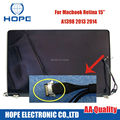 98% New Genuine Glossy LCD Screen Assembly With LCD Cover For Apple Macbook Pro Retina 15'' A1398  2013 2014 Year